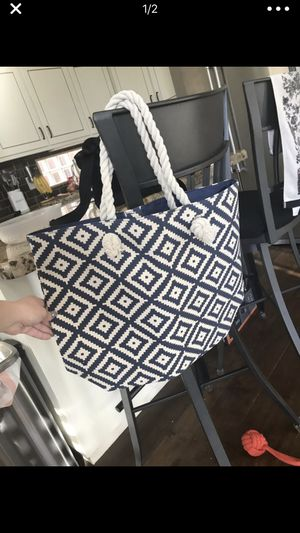 Summer and Rose beach bag for Sale in Scottsdale, AZ