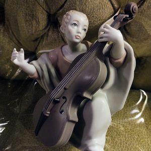 Lladro Heavenly Cellist Angel Figurine for Sale in Scottsdale, AZ