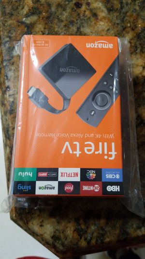 Amazon fire tv stick for Sale in Coral Springs, FL