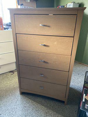5 Drawer Dresser for Sale in Fremont, CA