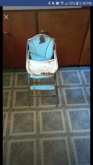 Antique doll chair for Sale in Sioux Falls, SD