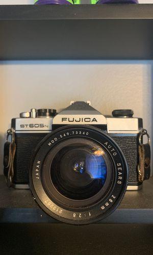 Fujica 35 mm film camera for Sale in Lancaster, NY