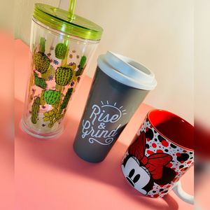 Tumbler Cups & Minnie Mouse mug ✨ for Sale in Buena Park, CA