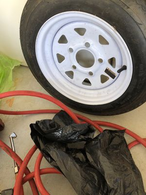 Utility trailer tire for Sale in Haines City, FL