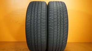 2 used tires 225/60/18 GOODYEAR EAGLE RS-A for Sale in Clearwater, FL