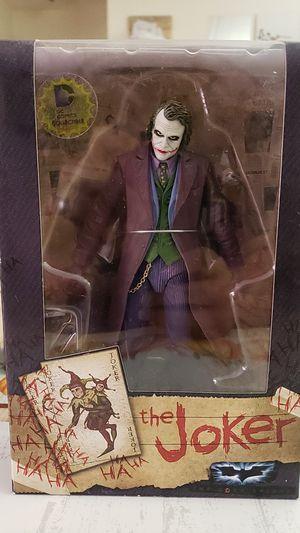 NECA 1/12 scale Heath Ledger Joker for Sale in New Rochelle, NY
