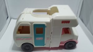 Vintage 1998 Fisher Price Loving Family Vacation Camper RV for Sale in Greensboro, NC