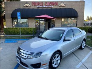 2012 Ford Fusion for Sale in Roseville, CA