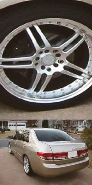 $600 Accord EX Gold for Sale in UNIVERSITY PA, MD