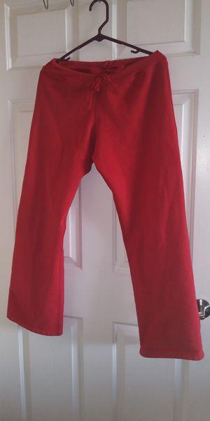 Bebe fleece pants size xl $12 for Sale in Goodyear, AZ