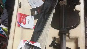 Mandini Cecilio Violin black 4/4 for Sale in Spring, TX