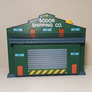 Thomas & Friends Sodor Shipping Co. Carry and play train set for Sale in Anaheim, CA