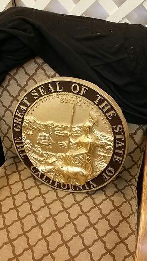 California seal for Sale in Chula Vista, CA