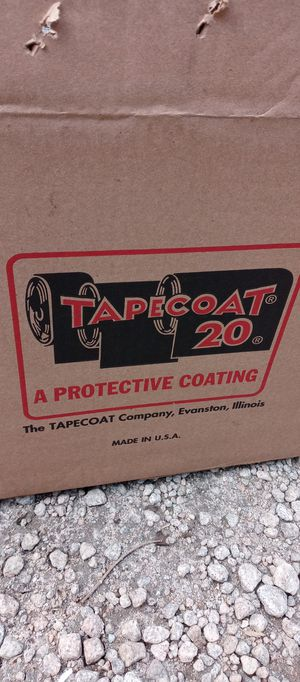 Tapecoat 2 boxes for Sale in Raleigh, NC