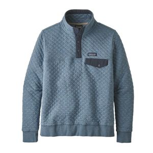 Patagonia Women's Organic Cotton Quilt Snap-T pullover for Sale in Berkeley, CA