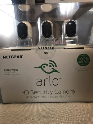 Home security cameras- BRAND NEW Never Used for Sale in Raleigh, NC