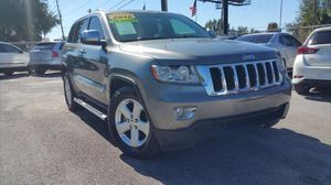 2012 Jeep Grand Cherokee for Sale in Orlando, FL