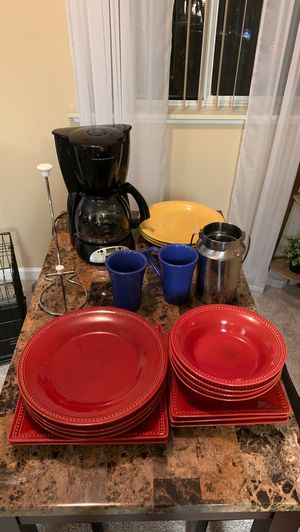 kitchen items for sale for Sale in Weston, FL