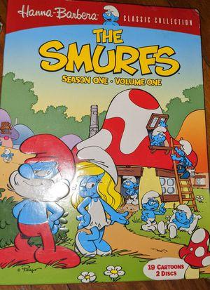 The Smurfs: Season 1, Vol. One for Sale in Baton Rouge, LA