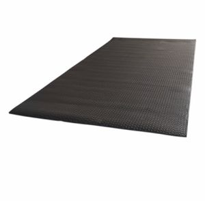"Cap Barbell Lightweight 46""x93"" Fitness Mat w Diamond Plate Texture 0.28"" Thick for Sale in Minneapolis, MN"