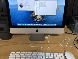 """Late 2013 iMac 21.5"""" - i5/8GB RAM/128GB SSD + 1TB HD for Sale in Kent,  WA"""