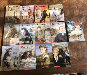 Scholastic Book Series: Heartland Lot of 13 books for Sale in Odessa, FL