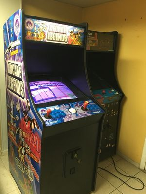 Arcade legends for Sale in McKees Rocks, PA