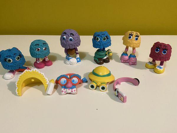 1980s McDonald's Fry Guys
