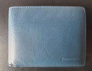 Men's Tiffany's wallet for Sale in Danbury, CT