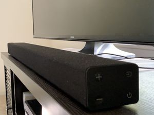 Samsung sound bar with wireless subwoofer for Sale in Dublin, CA