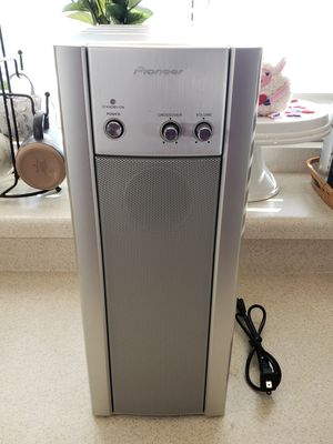 Subwoofer by Pioneer for Sale in North Las Vegas, NV