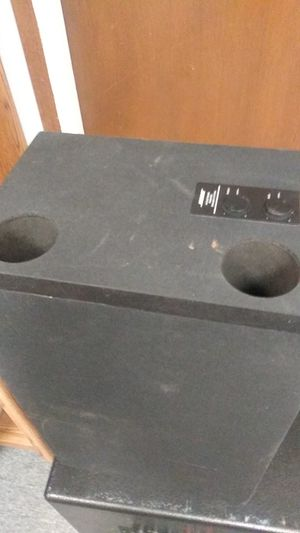 BOSE ACOUSTIMASS POWERED SPEAKER SYSTEM for Sale in Gresham, OR