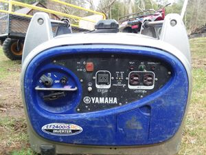 Yamaha generator for Sale in Loganton, PA