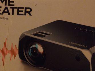 HD Wireless Projector for Sale in Sacramento,  CA