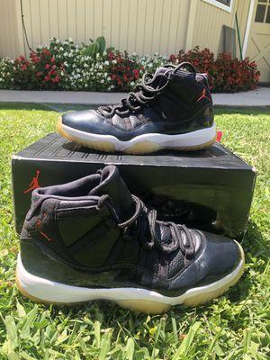 Jordan 11 '72-10' ‼️🖤 for Sale in Merced, CA