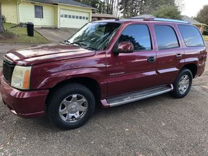 2004 Cadillac Escalade One owner for Sale in Jackson, MS