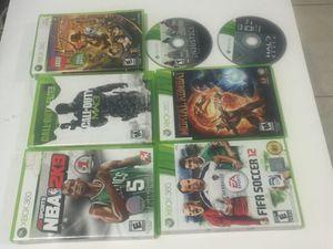 Xbox 360 video games for Sale in Miami, FL