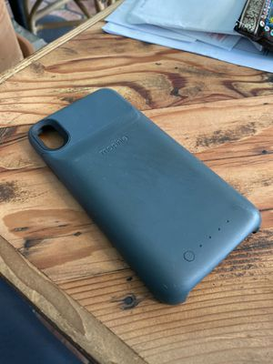 Mophine iPhone 10 max plus cover for Sale in Malibu, CA