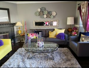 Coffee table & 2 Side Tables for Sale in Woodbridge, VA