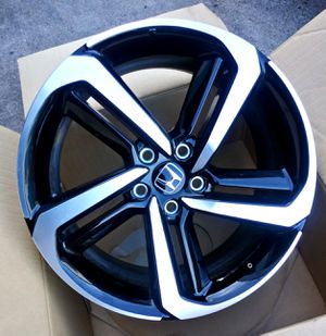 "2020 HONDA ACCORD SPORT OEM RIMS BRAND NEW 19"" INCH for Sale in Houston, TX"