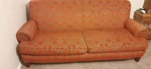 Red couch for Sale in Tulsa, OK