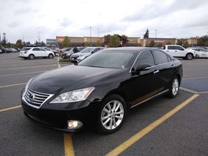 2010 Lexus es350 fully loaded for Sale in Federal Way, WA
