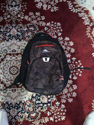 High sierra backpack for Sale in Alexandria, VA