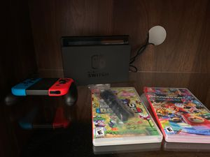 Nintendo Switch + 2 games for Sale in Nashville, TN