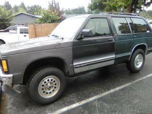 1994 chevy s10 blazer for Sale in Everett, WA