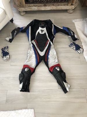 Dainese motorcycle suit for Sale in Miami, FL