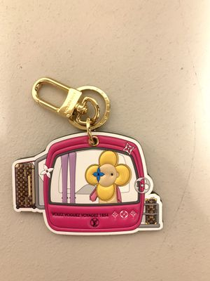 Louis Vuitton Bag Charm and Key Holder (Vivienne Xmas) for Sale in Vancouver, WA