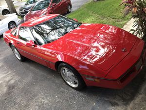 Chevy corvette c4 1988 for Sale in Fort Lauderdale, FL