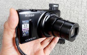 Nikon digital camera,Wifi,GPS, 18.3mp,22x zoom,Full HD READ - $60 (Saint Paul) for Sale in Saint Paul, MN