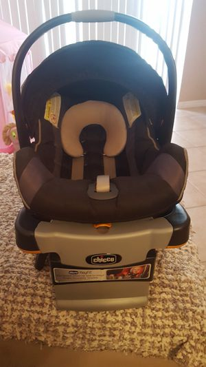 Chicco key fit carseat for Sale in West Palm Beach, FL